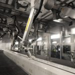 Overhead Robotic Powder Coating 1