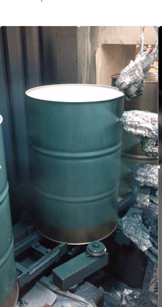 55 Gallon Drum Painting
